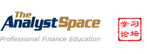 The Analyst Space - Professional Finance Education